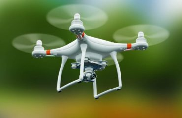 Drone de pequeno porte